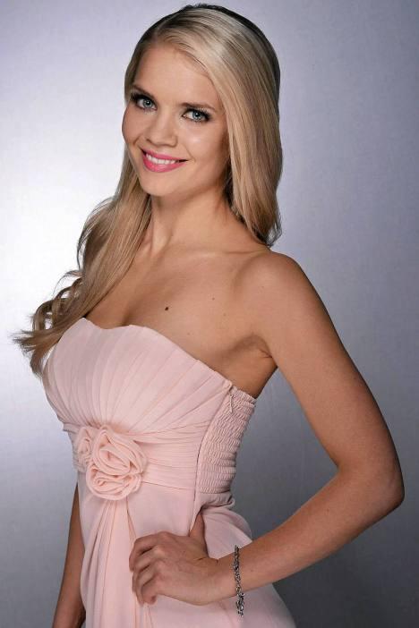Lotta Hintsa Miss Suomi