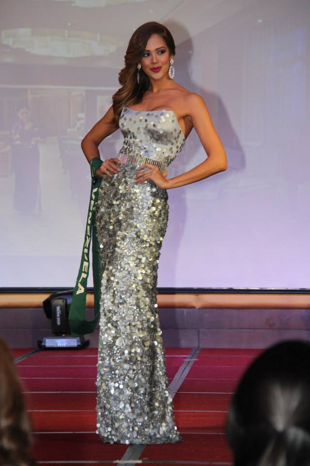 Miss Earth 2013: The Evening Gowns – Shield Maiden Beauties