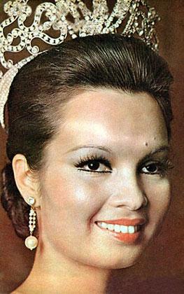 Miss International 1964 – Shield Maiden Beauties